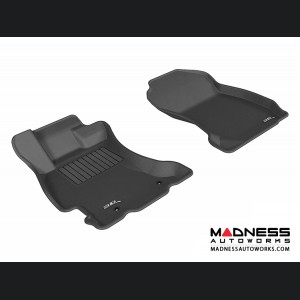 Subaru Forester Floor Mats (Set of 2) - Front - Black by 3D MAXpider