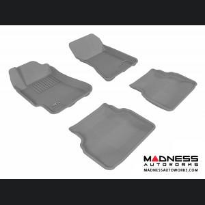 Subaru Impreza Sedan Floor Mats (Set of 4) - Gray by 3D MAXpider
