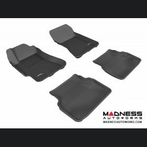 Subaru Impreza Sedan Floor Mats (Set of 4) - Black by 3D MAXpider