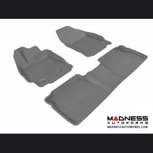 Scion TC Floor Mats (Set of 3) - Gray by 3D MAXpider