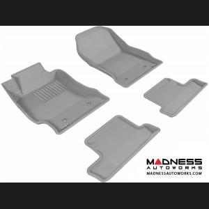 Scion FR-S Floor Mats (Set of 4) - Gray by 3D MAXpider