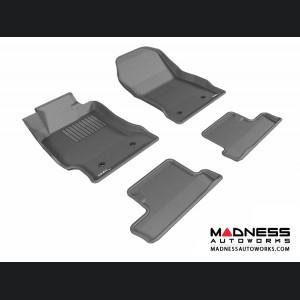 Scion FR-S Floor Mats (Set of 4) - Black by 3D MAXpider