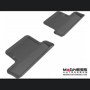 Scion FR-S Floor Mats (Set of 2) - Rear - Black by 3D MAXpider