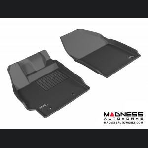 Scion XB Floor Mats (Set of 2) - Front - Black by 3D MAXpider