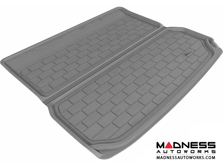 Audi Q5 Cargo Liner - Gray by 3D MAXpider (2009-2015)