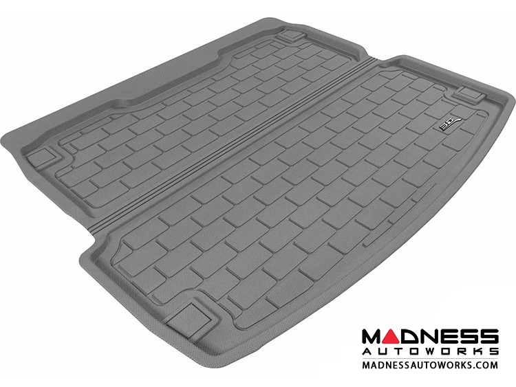 Audi A8 Cargo Liner - Gray by 3D MAXpider (2011-2015)