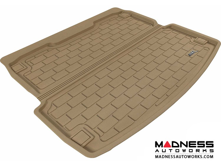 Audi A8 Cargo Liner - Tan by 3D MAXpider (2011-2015)