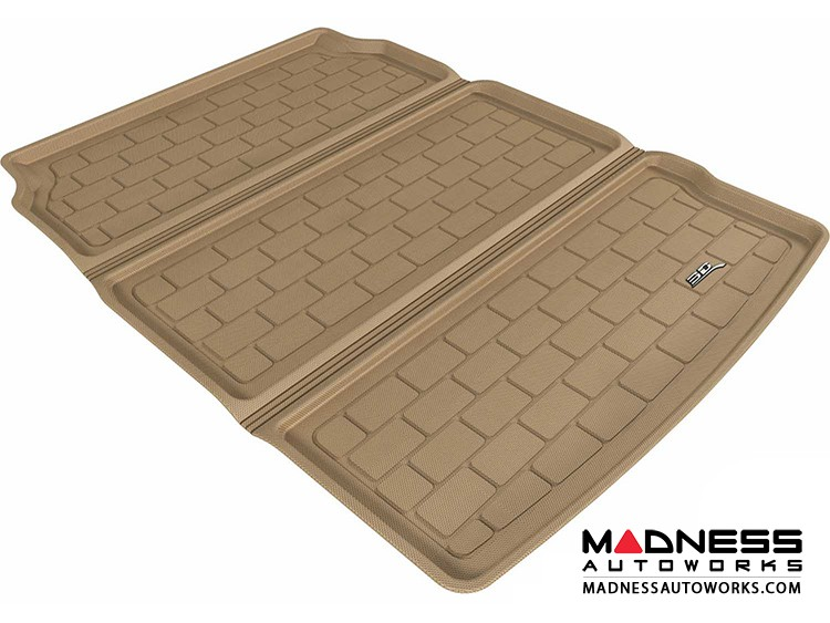 BMW 5 Series (F10) Cargo Liner - Tan by 3D MAXpider