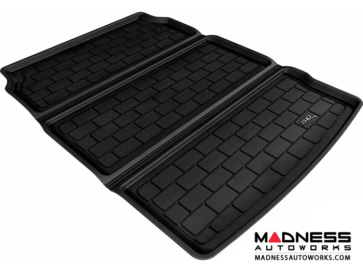BMW 5 Series (F10) Cargo Liner - Black by 3D MAXpider