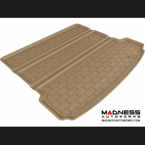 BMW X6 (E71) Cargo Liner - Tan by 3D MAXpider