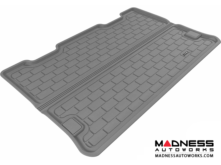 Chevrolet Suburban Cargo Liner - Gray by 3D MAXpider (2007-2014)
