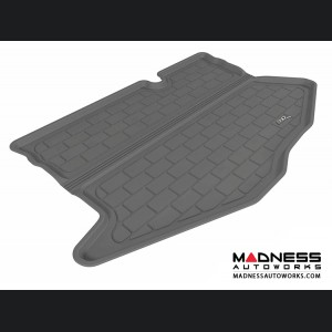Ford Fiesta Hatchback Cargo Liner - Gray by 3D MAXpider