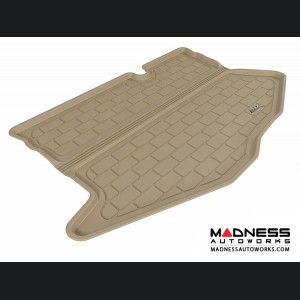 Ford Fiesta Hatchback Cargo Liner - Tan by 3D MAXpider