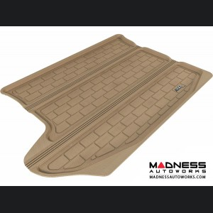 Jeep Compass Cargo Liner - Tan by 3D MAXpider
