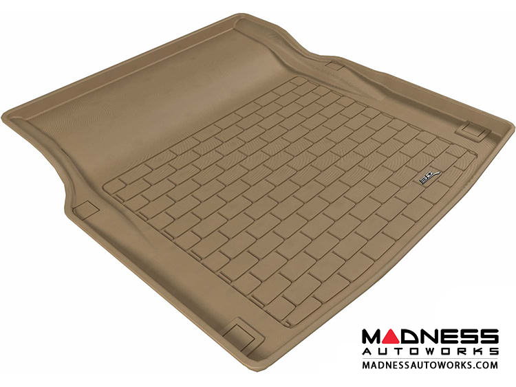 Mercedes Benz E-Class (W212) Sedan Cargo Liner - Tan by 3D MAXpider