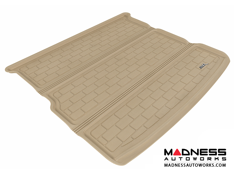 Mercedes Benz ML-Class (W166) Cargo Liner - Tan by 3D MAXpider