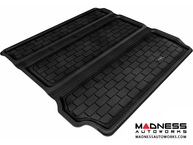 Nissan Pathfinder Cargo Liner - Black by 3D MAXpider