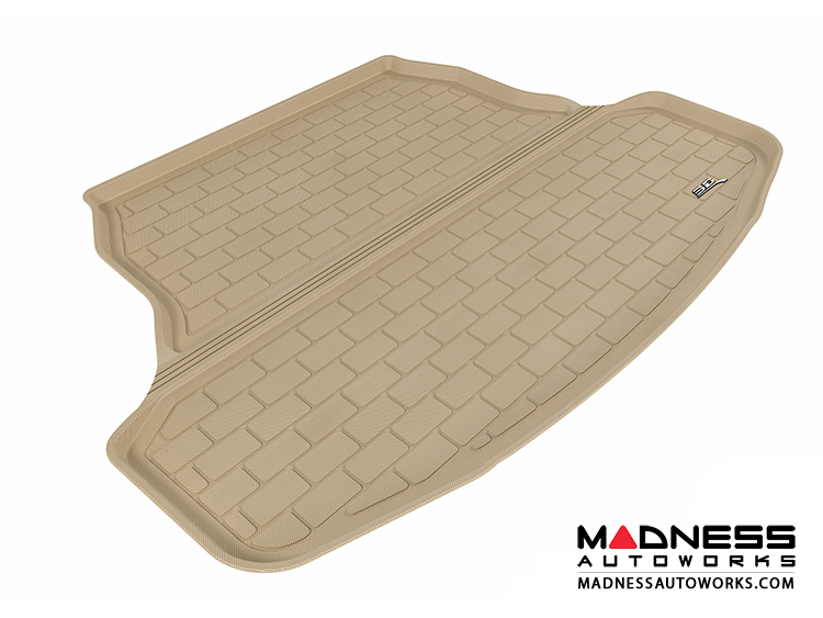 Nissan Sentra Cargo Liner - Tan by 3D MAXpider