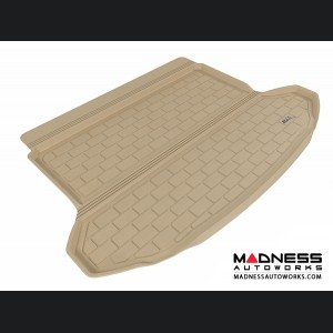 Nissan Rogue Cargo Liner - Tan by 3D MAXpider