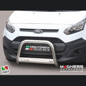 Ford Transit Connect Bumper Guard - Front - Medium Bumper Protector by Misutonida