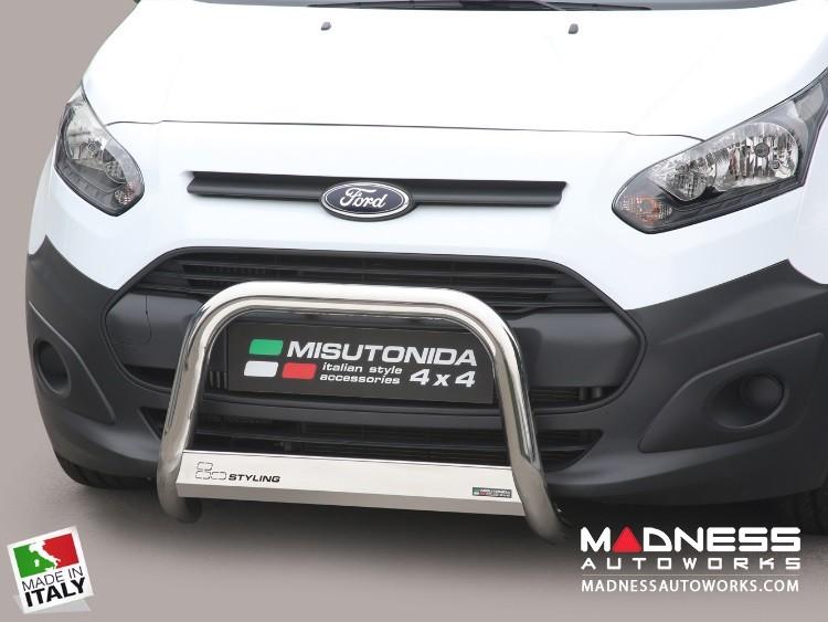 Ford Transit Connect Bumper Guard - Front - Medium Bumper Protector by Misutonida