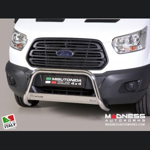 Ford Transit Bumper Guard - Front - Medium Bumper Protector by Misutonida