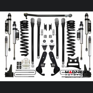 Ford F-250 4WD Suspension System - Stage 5 - 4.5""
