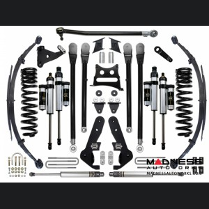 Ford F-350 4WD Suspension System - Stage 4 - 7""
