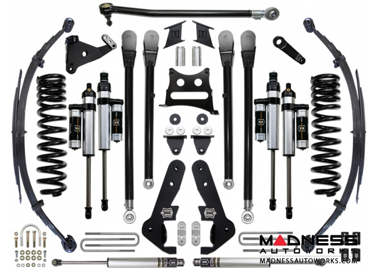 Ford F-350 4WD Suspension System - Stage 5 - 7""
