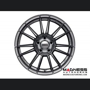 Ford Fusion Custom Wheels by Fondmetal - 9RR - Matte Titanium