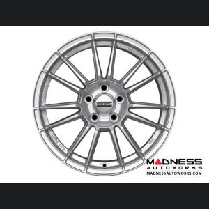 Ford Fusion Custom Wheels by Fondmetal - 9RR - Silver
