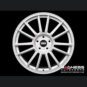 Ford Fusion Custom Wheels by Fondmetal - 9RR - White