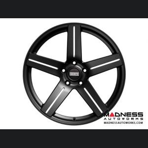 Ford Fusion Custom Wheels by Fondmetal - STC-01 - Matte Black
