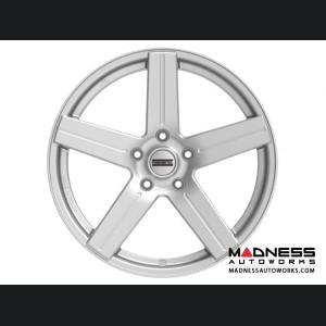 Ford Fusion Custom Wheels by Fondmetal - STC-01 - Matte Black Machined