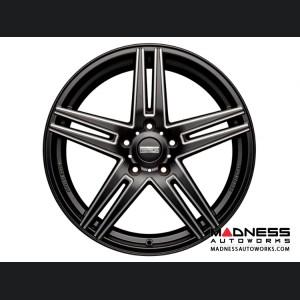Ford Fusion Custom Wheels by Fondmetal - STC-05 - Black Milled