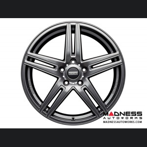 Ford Fusion Custom Wheels by Fondmetal - STC-05 - Gloss Titanium Milled