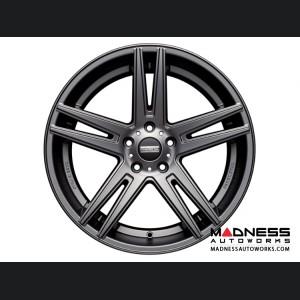 Ford Fusion Custom Wheels by Fondmetal - STC-05 - Matte Titanium