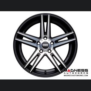 Ford Fusion Custom Wheels by Fondmetal - STC-05 - Matte Black Machined