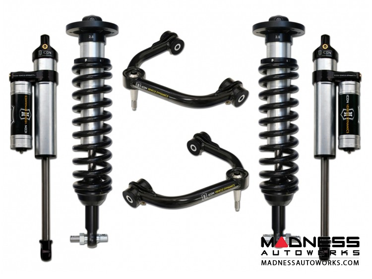 Ford F-150 4WD Suspension System - Stage 3 - (2004 - 2008)