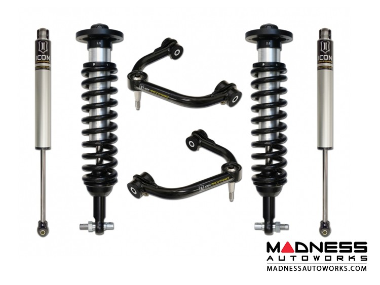 Ford F-150 2WD Suspension System - Stage 2 - (2004 - 2008)
