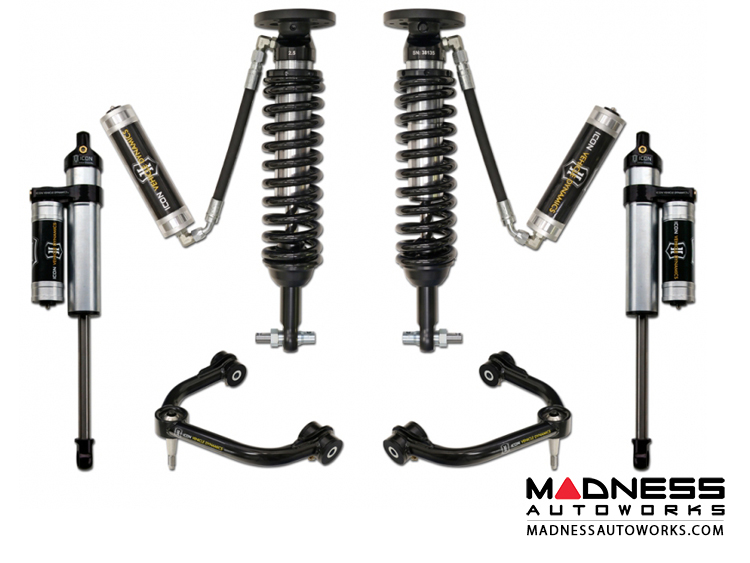 Ford F-150 2WD Suspension System - Stage 4 - (2009 - 2013)