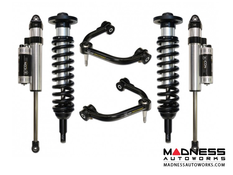 Ford F-150 2WD Suspension System - Stage 4 - (2004 - 2008)