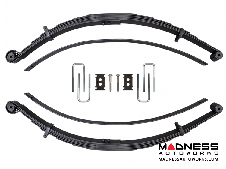 Ford F-150 Raptor Multi-Rate Leaf Spring Kit - Rear