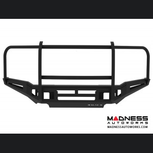Ford F-150 Magnum Grille Guard Series - Non-Winch Bumper w/o Parking Sensors - Square - Front