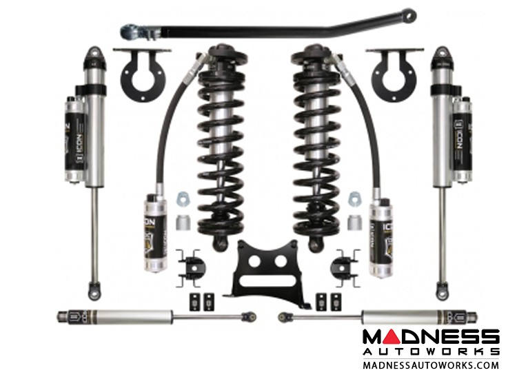 """Ford F-250 4WD Coil-over Conversion System - Stage 4 - 2.5-3"""""""
