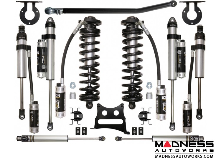"""Ford F-350 4WD Coil-over Conversion System - Stage 5 - 2.5-3"""""""