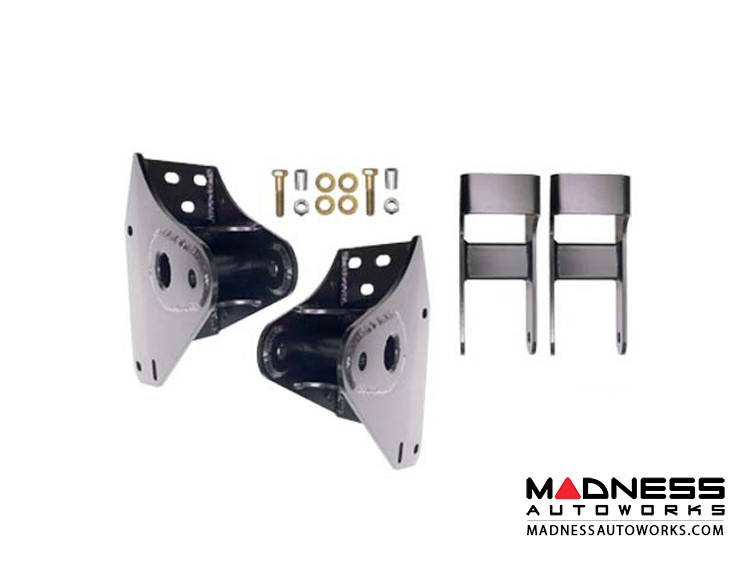 """Ford Excursion Hanger System - 3"""" Lift"""