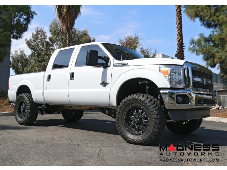 """Ford F-350 4WD Lift Bolt-In Coil over Conversion Kit - 4-5.5"""""""