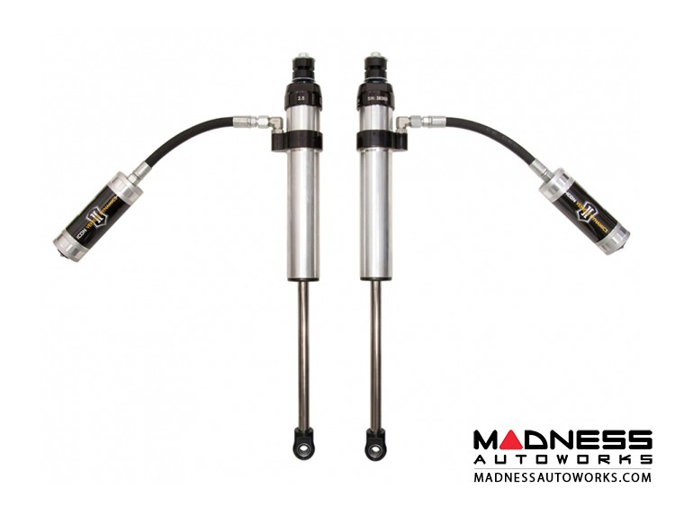 """Ford F-250 4WD V.S. RR Shocks - 2.5 Series - Front - 0-2.5"""" Lift"""