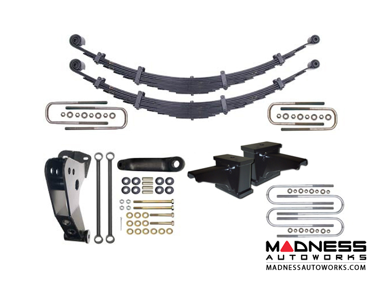 Ford F-350 Super Duty Suspension System - 6""